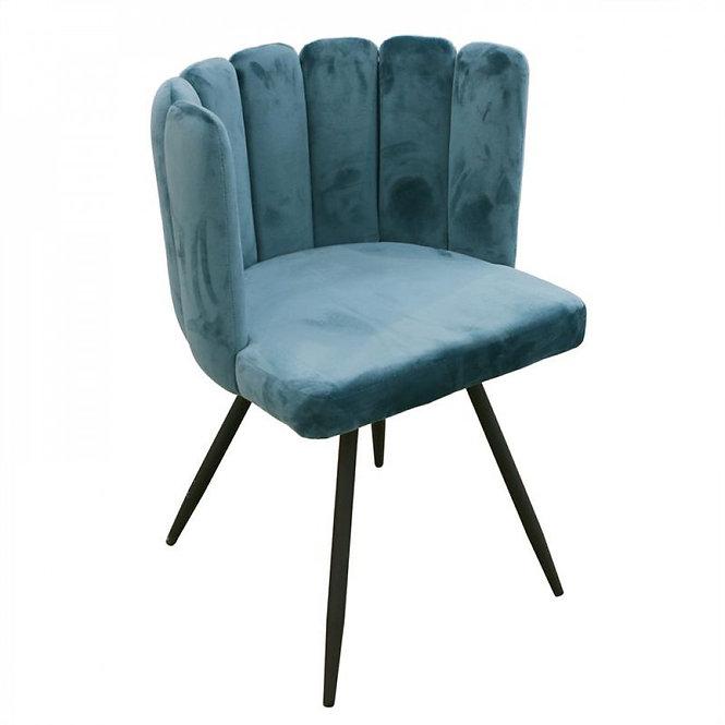 Design Κάθισμα Bελούδινο κινητό  κωδ.C6522