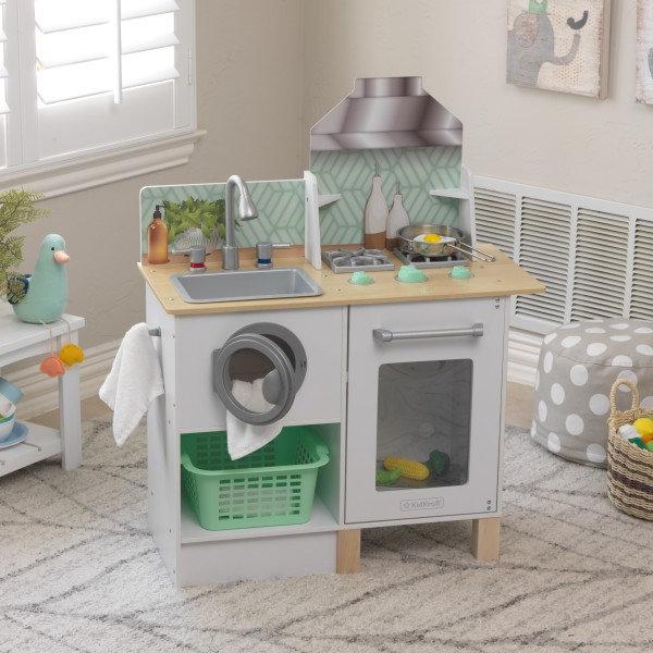 κουζίνες παιχνιδιών,ξύλινη κουζίνα