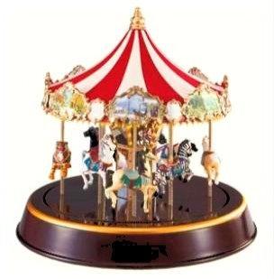 GRAND  carousel Elegant  33εκ. κωδ.79183