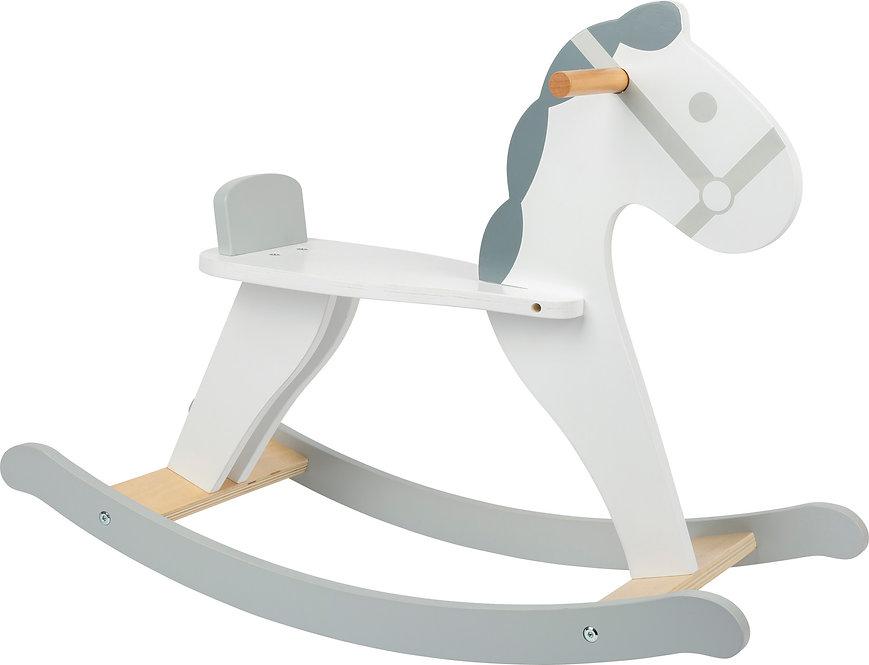 Κουνιστό ξύλινο αλογάκι  κωδ:L11523