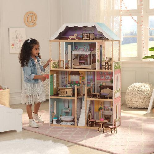 Charlotte Dollhouse with EZ Kraft Assembly ™ Κωδ: 65956