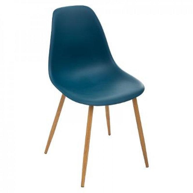 Πανέμορφη Δερμάτινη καρέκλα σε 5 χρώματα κωδ.J1572681