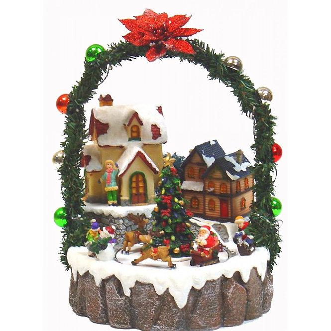 Δωράκι Χριστουγεννιάτικο κωδ.L420