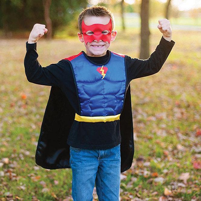 Κάπα διπλής όψης 'Σούπερ Ήρωας- Μπάτμαν' 4-7 ετών Κωδικός: Τ67485