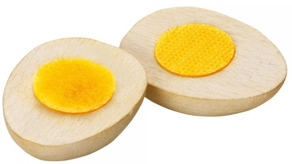 Ξύλινο αυγό κοπής κωδ.17006