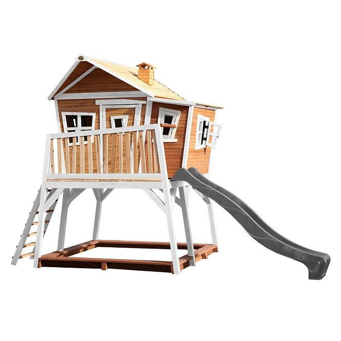 Μεγάλη Κατοικία με Μπαλκονάκι  Τσουλήθρα Αμμοδώχο Κωδ.PR30150X13