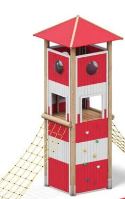 Παιδική χαρά Πύργος  Κωδ.Η8902