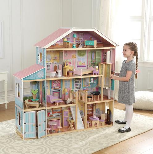 Grand View Mansion Dollhouse Κωδ: 65954