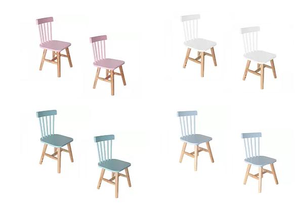 Σέτ-Παιδικές 8 καρέκλες E