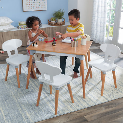 Mid-Century Kid™ Toddler Table & 4 Chair Set Κωδ.26196