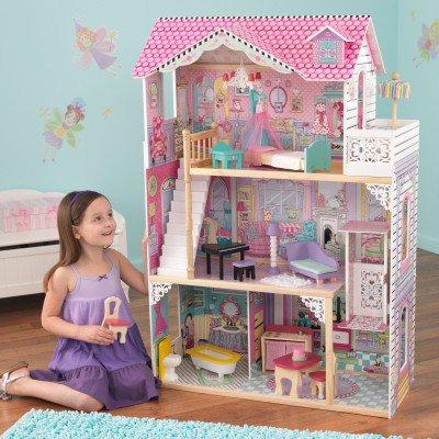 """Κουκλόσπιτο New """"Annabelle"""" color box Κωδ.65934"""