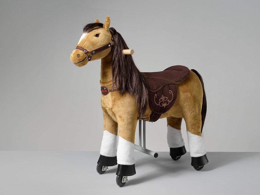 Πανέμορφο μικρό  Αλογάκι Ponnie Ύψος 85 εκ. ιππασίας 3-6 ετών κωδ.HA3031