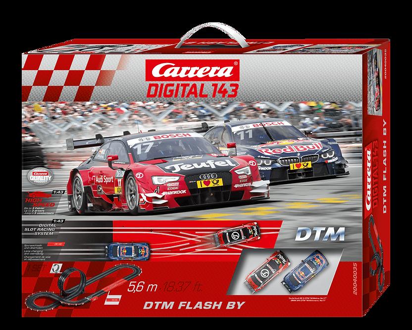 Carrera Slot Digital 143 - DTM Flash κωδ:C20040035