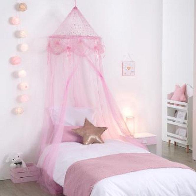 """Παιδικός ουρανός  ροζ """"lady's sky""""  κωδ.J127182"""