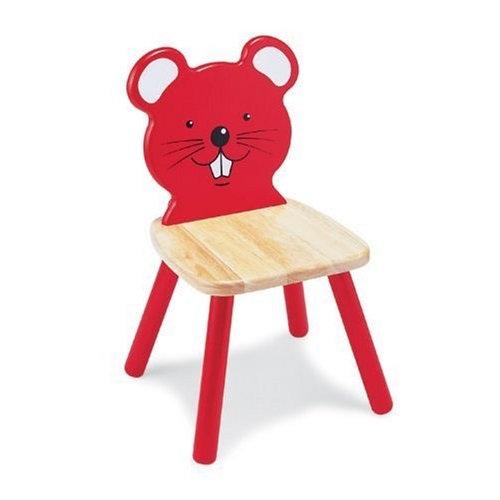 Καρέκλα παιδική Ποντικάκι Κόκκινο  κωδ.T47187