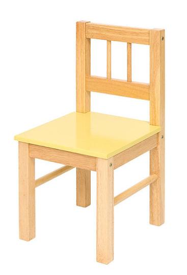 Καρέκλα παιδική  Κίτρινη  κωδ.Β48185
