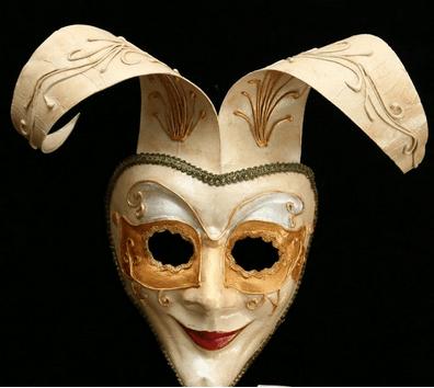Βενετσιάνικη Μάσκα Γελωτοποιός