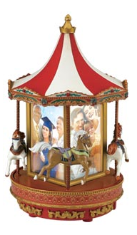 VICTORIAN CAROUSEL WITH PHOTO FRAMES κωδ.79141