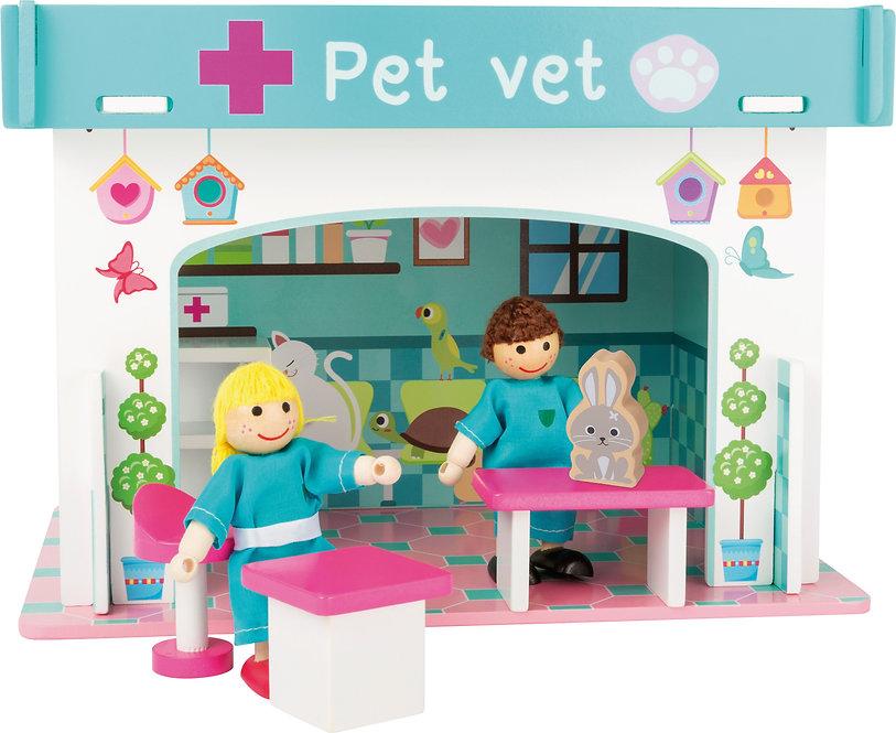 Playhouse Animal Hospital με αξεσουάρ Κωδ.L10854