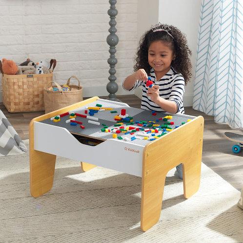 Πάγκος  2 σε 1 δραστηριοτήτων  230 τεμ συμβατό με Lego  κωδ.10039