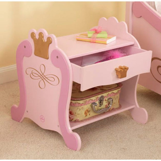 kidkraft Princess Side Table Κωδ.76124