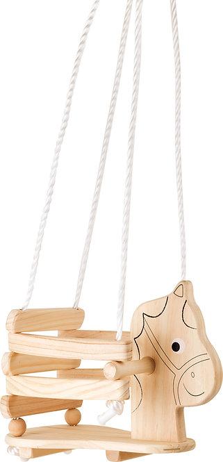 Κρεμαστή κούνια  Παιδικό Άλογο Κωδ.:L4774