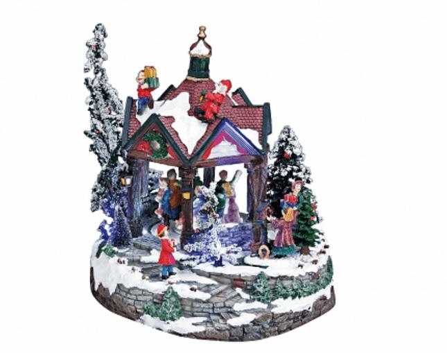Χωριουδάκι -Χριστουγενιάτικο κωδ.Z2005