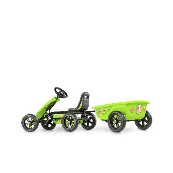 EXIT Foxy πράσινο go-kart με τρέιλερ 2-5 χρ. κωδ.EX23100080