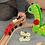 Thumbnail: Dinosaur Bucket Top Train Set Κωδ.18016