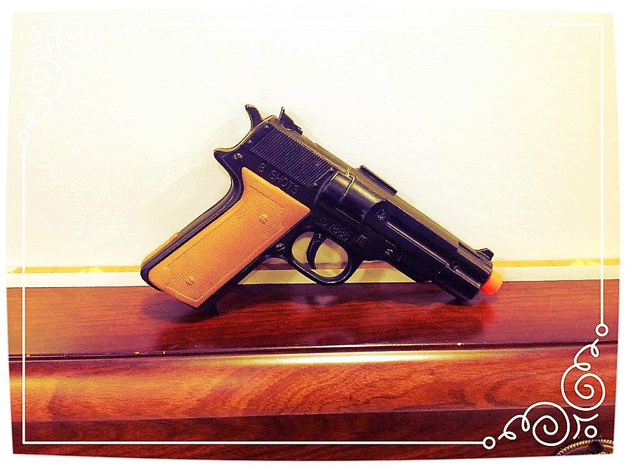 Πιστόλι μεταλλικό κωδ.S1023