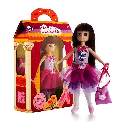 Κούκλα Βινύλιου'Μπαλαρίνα της Άνοιξης' 18εκ. Κωδ: 213016