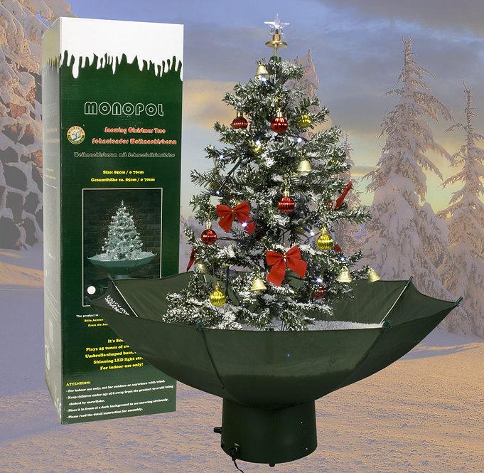Χριστουγεννιάτικο δέντρο 75εκ. που χιονίζει κωδ.ZPM30608