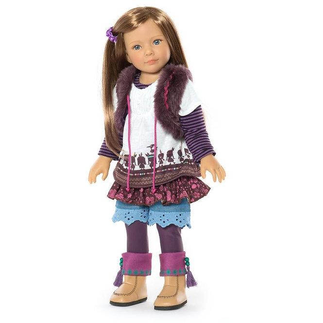 Κούκλα Βινυλίου Julika    Κωδ: 10018