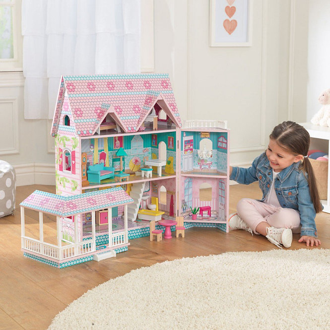Κουκλόσπιτο Kidkraft  Abbey Manor Dollhouse