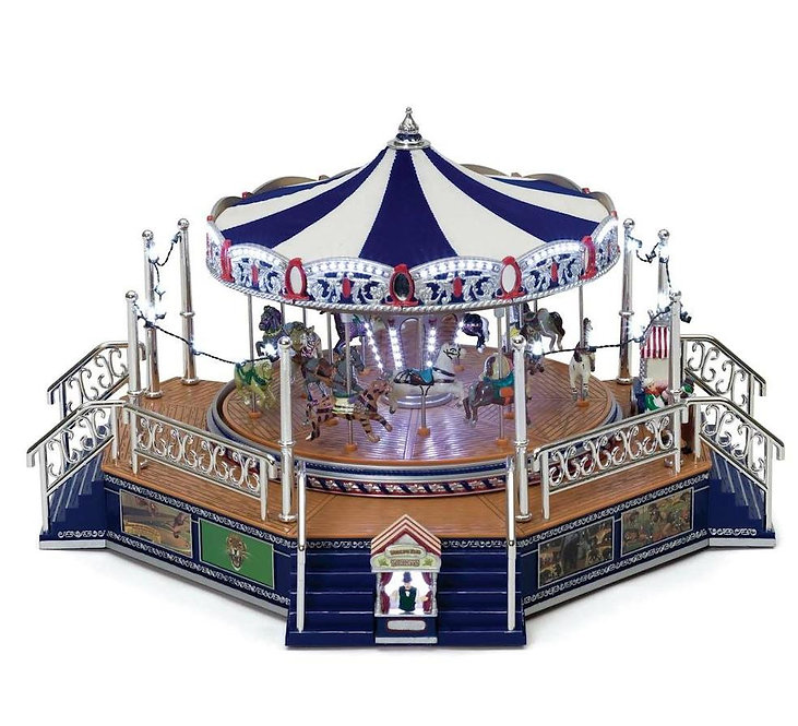World's Fair Gold  Platinum Edition Carousel 38 εκατ.  κωδ.79784