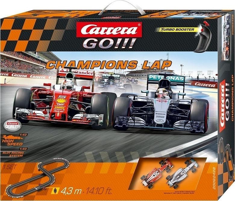 Carrera Slot GO!! 143 Champions Lap  κωδ:C20062428