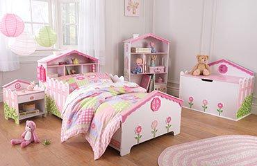 kidkraft Dollhouse Toddler Bed Κωδ.76255
