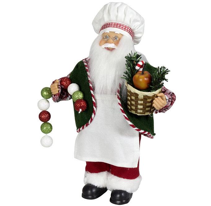 Αγ.Βασίλης  Μάγειρας  χειροποίητος 30εκατ. κωδ.ZPM39767