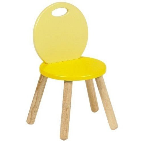 Καρέκλα παιδική  Κίτρινη  κωδ.T47181