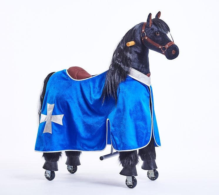 Στολή  Πρίγκιπα για Αλογάκι Ύψος 104εκ. ιππασίας 5-12 ετών  κωδ.HΤ6051