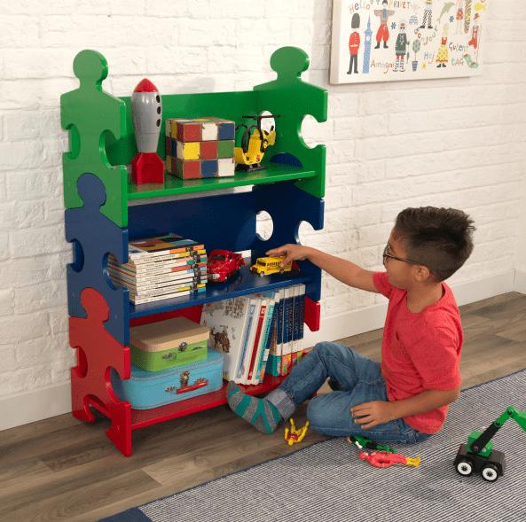 Puzzle Bookshelf - Primary Κωδ.14400