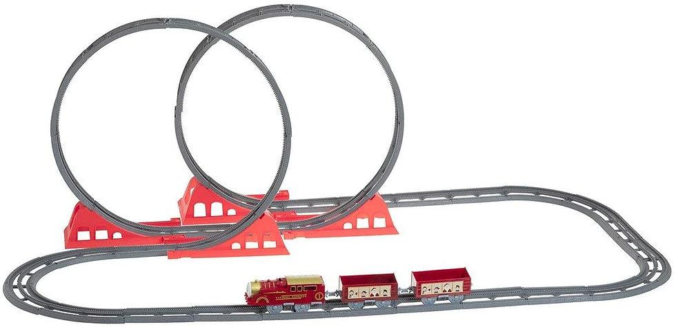 Xριστουγεννιάτικο Τρένο με 2 κύκλους κωδ.Α21433201