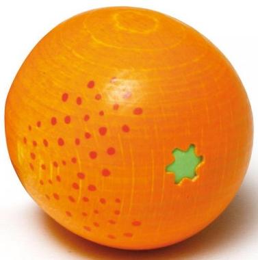 Ξύλινο πορτοκάλι κωδ.11110
