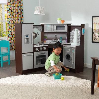 """Κουζίνα kidkraft """"Ultimate Corner With Lights & Sounds"""" Κωδ.53365"""