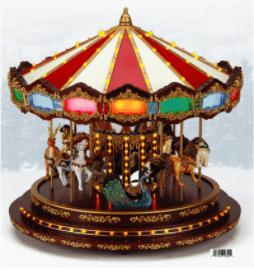 Royal Marquee Carousel  2  κωδ.19844