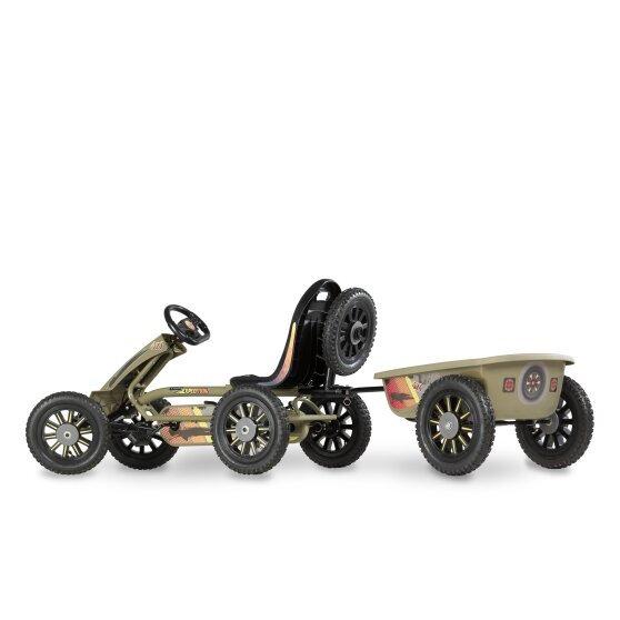 EXIT Spider Expedition go-kart με ρυμουλκούμενο   3-8χρ.  κωδ.EX23403080