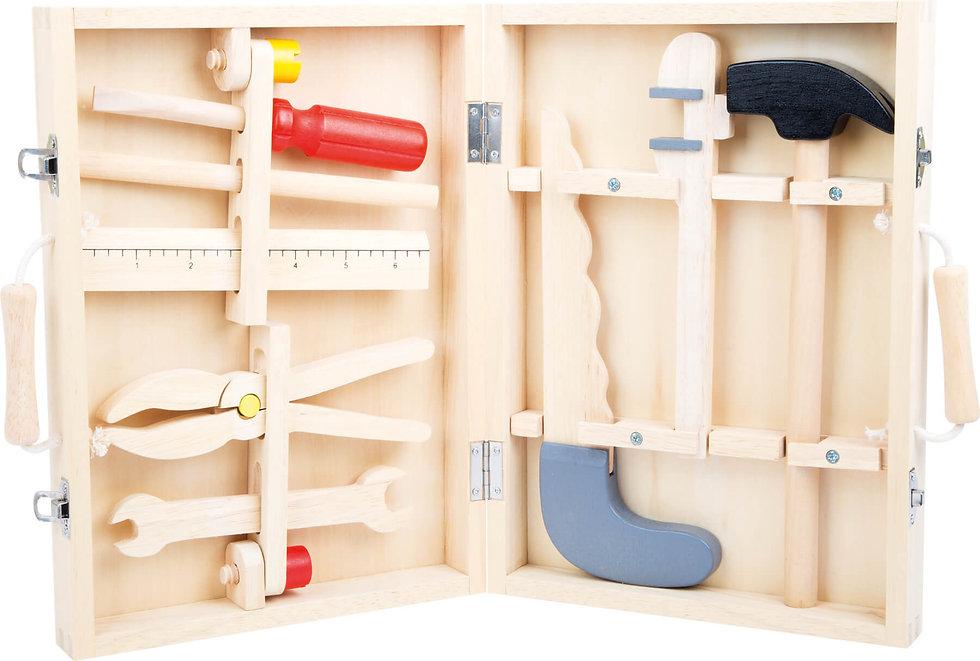 Εργαλειοθήκη για ξυλουργείο με 13τεμ.  Κωδ.L2479