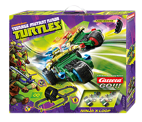 Carrera Go! Turtles Ninja X-Loop κωδ:62324