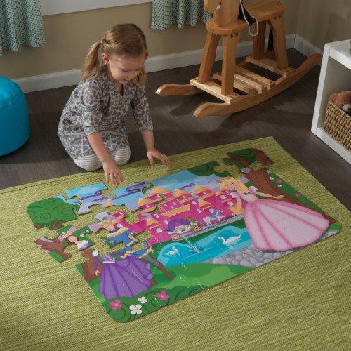 Princess Castle-Παζλ παιδικό κωδ.63435