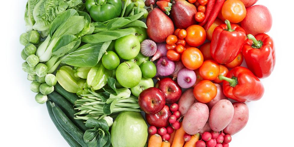 Avenue Road - Healthy Eating Week